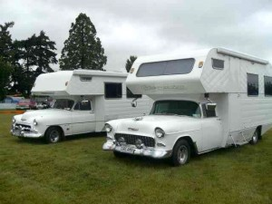 These two campers are from Truck Camper Porn. Gotta wonder just how much work it takes to build it well.