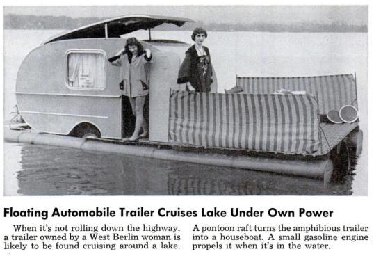 Floating Trailer