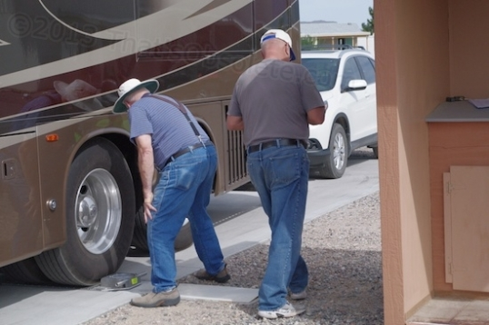 Regardless of your RV rig type, finding out your individual wheel loads at a Smartweigh station is a really good idea.