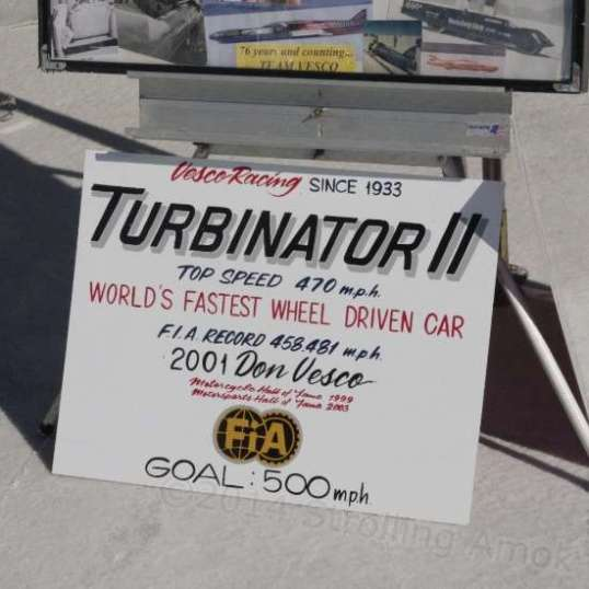 How capable is the Turbinator II? See for yourself.