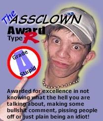 AssClownAward