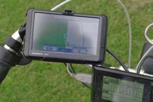 GPS display onwtmk