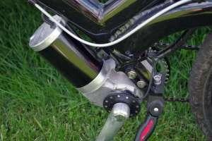 motor and pedal sensorwtmk