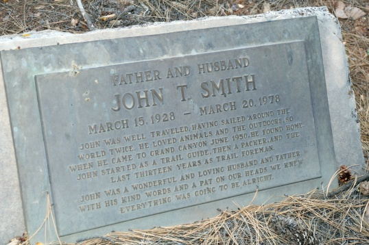 Mr. Smith reached only middle age, but found his home and made his mark.