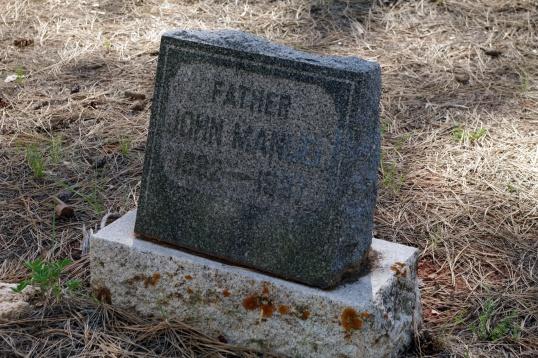 "Father John Manley, 1882-1937"""