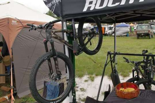 Rocky Mountain Bikes. Gnarly, I'm sure, but they ain't got no electric motor!