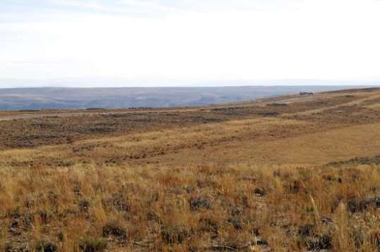 Rancho Begley again. The rectangular shape at right, along the edge of the ridge.