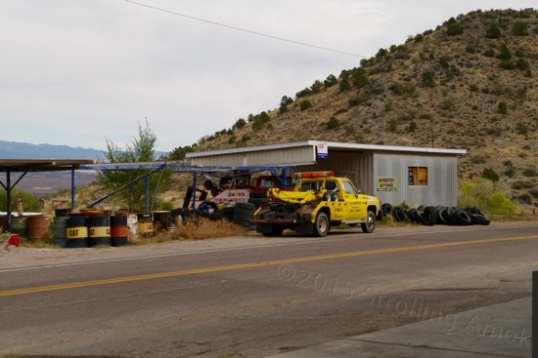 Unless you're driving vintage, you really don't want to have serious car trouble in Pioche.