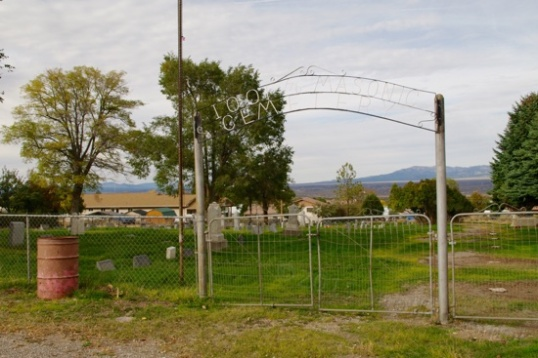 The I.O.O.F. and Mason Cemetery, gated to keep out the riffraff like me. With no secular support nets whatsoever in a world fraught with risk, fraternal organizations often filled the role of building links, relationships, and identity.
