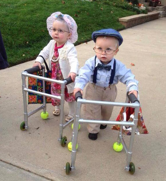 Photo forwarded to me by my sister and brother-in-law.  sc 1 st  Strolling Amok & Halloween costumes | Strolling Amok