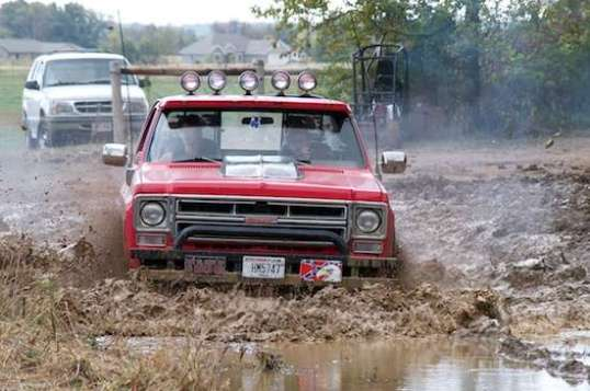 Got Mud?