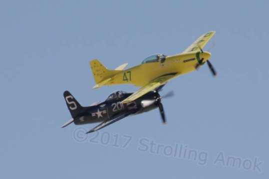 And there are areas of Utah where you can see WWII fighter planes zooming past, up close. Travel gives you access to events that you would find memorable.